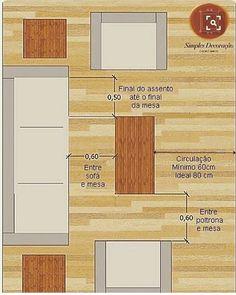 """284 Likes, 5 Comments - ALCAB Arquitectura (@alcab_arquitectura) on Instagram: """"  LivingRoom   ▶Circulación. Medidas mínimas... Detalles   Details Via: #totusdesign…"""""""
