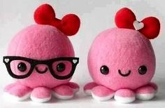 Cute octopus stuffed animals