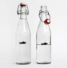 Designers Anonymous Water Bottle | Lovely Package