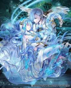 Azura and Shigure