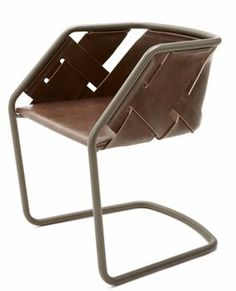 Leather Strip Chair http://www.ansore.com/en/products-detail-2-66-5-1-53.html