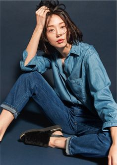 niko and Jeans FEATURING HANA MATSUSHIMA | niko and ...(ニコアンド)