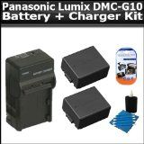 Low-cost Battery Kit Contains 2 Extended Substitution DMW-BLB13 (1500 mAH) Batteries + Ac/Dc Quick Journey Charger + 3PC Lens Cleaning Package + Liquid crystal display Very clear Display screen Protectors For The Panasonic Lumix DMC-G10 DMC-GF1C DMC-GH1 DMC-G1 DMC-G2 Digital Digicam For Sale On the web - http://buyingmanual.com/low-cost-battery-kit-contains-2-extended-substitution-dmw-blb13-1500-mah-batteries-acdc-quick-journey-charger-3pc-lens-cleaning-package-liquid-crystal