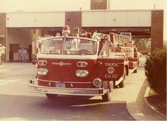 VA Fire Apparatus Fairfax County Springfield Back In The Old Days