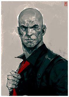 47, Borislav Mitkov on ArtStation at https://www.artstation.com/artwork/47-a5a72571-42a6-4ddf-b9ba-bebe3134d729
