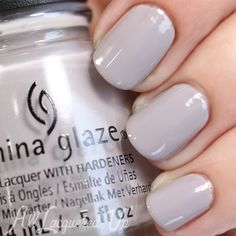 China Glaze Fall 2015 – The Great Outdoors Swatches and Review: Change Your Altitude