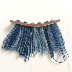 gamma_f_o_l_k Gamma Folk Hair Clips, Tassel Necklace, Indigo, Folk, Instagram Posts, Jewelry, Necklaces, Jewellery Making, Hair Cuffs