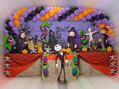 Halloween : Nossa decoração !