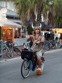 People of Key West, Florida