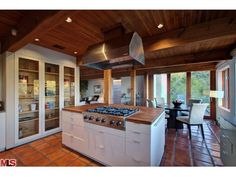 Like the stove tops on the island House Design, Dream Kitchen, House, Kitchen Storage, Kitchen Makeover, Kitchen, House Interior, Home Kitchens, Remodeling Projects