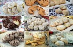 Ricette di biscotti facili, idee per ogni occasione, dolcetti da realizzare per l'ora del tè o la merenda. Anche ricette light