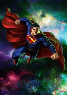 #Superman #Fan #Art. (Superman Classic) By: AdilSantosa. ÅWESOMENESS!!! THANK U 4 PINNING!!]