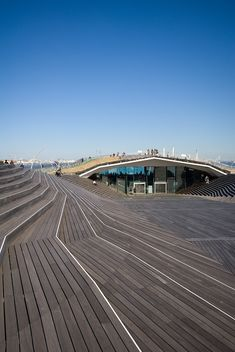 Yokohama International Passenger Terminal - Foreign Office Architects