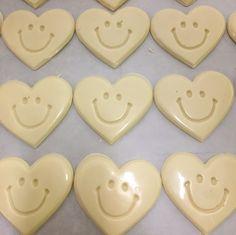 Happy Hearts (6) per order