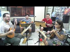 The Sound of Silence - Bandolim - Ukulele - Guitar - Sinfônica MG