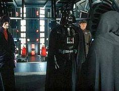 MIS ARCHIVOS DE STAR WARS: El Retorno del Jedi. David Prowse (Darth Vader)