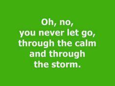 Matt Redman - You never let go - YouTube