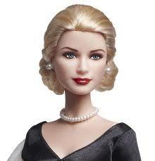 Grace Kelly- barbie dolls 1950s - Google Search