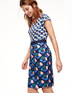 Kensington Dress WH880 Work at Boden