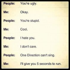 And then I'll kill you :)