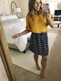 Dressing Room 5.18.18   Honey We're Home   Spring Fashion try on session. Click here to shop all the looks! #dressingroom #springfashion #honeywerehome
