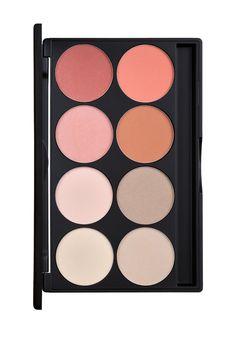 Colour Pro Palette - Blush/Highlight//