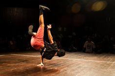 Dança de Rua no Centro Cultural da Juventude