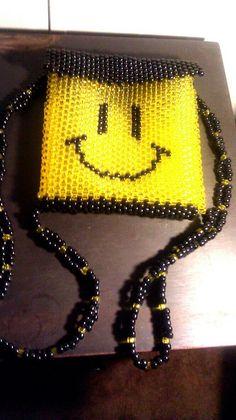Smiley Face Kandi Backpack