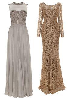 {De compras 2013} 14 vestidos largos para invitadas | Tendencias de Bodas Magazine |
