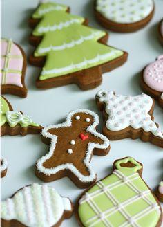gingerbread cookies christmas from flickr sugar hobby