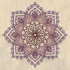 mehndi embroidery design