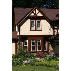Tudor Revival. 1890-1940. More Medieval than Tudor, the style's details loosely harken back to an early English form. Though the style began in the late 19th century, it was immensely popular in the growing suburbs of the 1920s. A version of Tudor came back into vogue in the late 20th century.