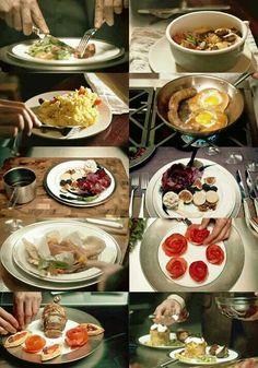 Hannibal - the food