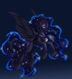 NightMare Moon by ~AlinaTF on deviantART