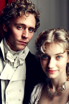 Tom Hiddleston & Imogen Poots - Miss Austen Regrets (2008)