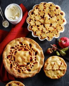 Cranberry-Apple Pie | Williams Sonoma Taste