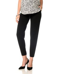 A Pea In The Pod Maternity Secret Fit Belly(r) Twill Back Pockets Maternity Pants