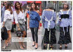 Trendzoom: Street London Fashion Week S/S 17 - Tendances (#749720)