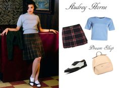 Audrey Horne outfit Twin Peaks https://vk.com/heredreamscometrue