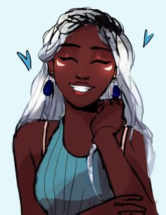 "iloe: ""man i just love allura! Black Girl Art, Black Women Art, Black Girl Magic, Black Art, Art Girl, Character Modeling, Character Art, Character Ideas, Cartoon Art"