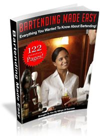Everything You Need to Know About Bartending