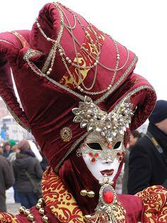 Stunning.  Venice Carnival 2015 by Lesley McGibbon