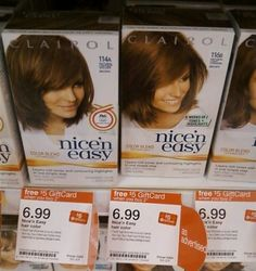 $3 Clairol Coupon - Age Defy Hair Color  $3.00 off one Clairol Age Defy Hair… Print Coupons, Printable Coupons, Retail Coupons, Travel Size Products, Hair Color, Haircolor, Hair Dye, Hair Coloring