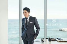 Hyun Bin - Rogatis spring/summer photo shoot 2014 ♡