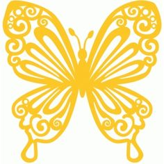 Silhouette Design Store - View Design #57519: butterfly