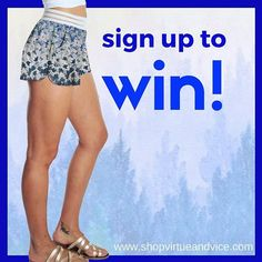 Click on over to shopvirtueandvice.com and sign up for our email list to be entered to win a free pair of our VADA ombré flower shorts on April 22!!! 🌸 🌹 🌼 #giveaway #free #contest #signup #khadi #cotton #organic #win #winitwednesday #instagood #sustainable #ecochic #ecofashion #floral #ombre #flowerpower