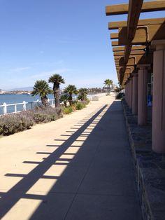 Coronado community center - wedding reception site. San Diego