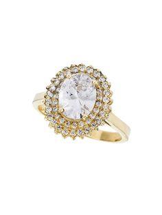 Δαχτυλίδι Ροζέτα Χρυσό 14Κ με Ζιργκόν Αναφορά 020043 Δαχτυλίδι ροζέτα από  Χρυσό 14Κ σε κίτρινο χρώμα το οποίο διακοσμείται με ημιπολύτιμες πέτρες  (ζιργκόν) ... ebb4b3d0a59