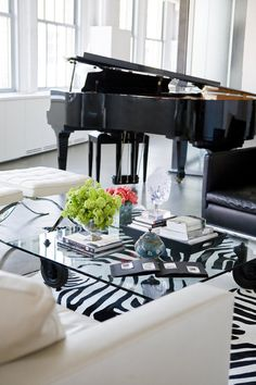 i want a grand piano in my house, whether i can play it or not. odds are, someone will. eventually...