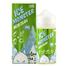 Ice Monster Melon Colada E Liquid by Jam Monster E Liquids is a satisfying fusion of tropical fruits, crisp melons and refreshing menthol. Try some Ice Monster Melon Colada E Liquid today. Ice Monster Melon Colada E Liquid specifications are VG/PG 75/25 in nicotine levels of 0mg, 3mg and 6mg in 100ml bottle. #IceMonsterEliquid #JamMonster #JamMonsterEliquid #IceMonsterMelonColadaEliquid #IceMonsterMelonColada #Vape #Eliquid #Ejuice #Vaping